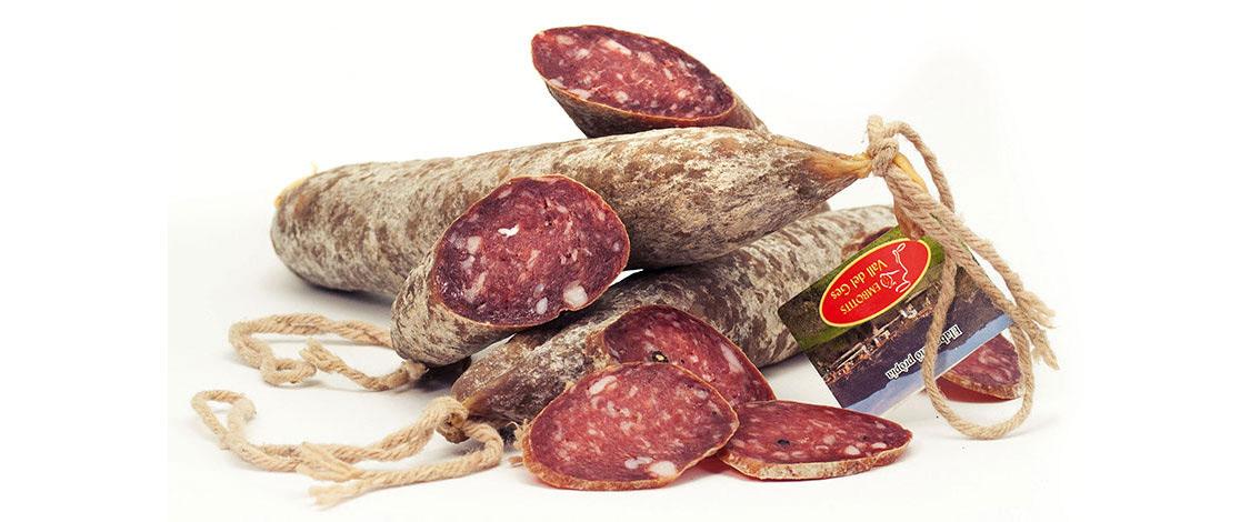 embotit-curat-llonganissa-embutido -curado-longaniza-cured-extra-tender-sausage-productes-productos-produits-products